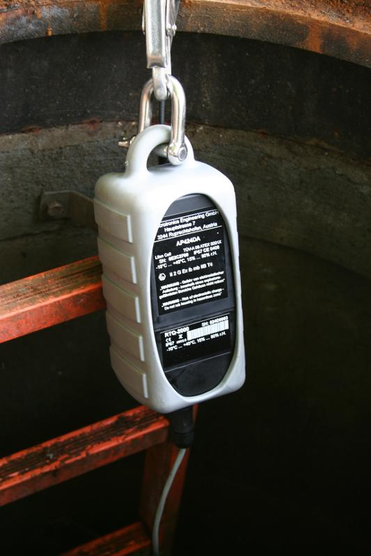 Real Time Portable Flow Logger & GPRS - RTQ-2000