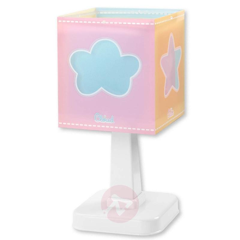 Cute Nature table lamp for small children - Table Lamps