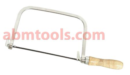 Coping Saw Frame - It is widely used to cut moldings to create coped rather than miter joints.