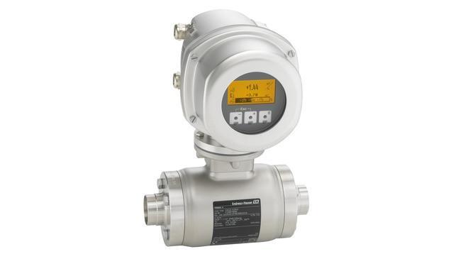 Proline Promag 53H Electromagnetic flowmeter -