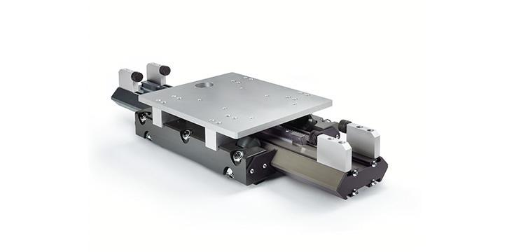 Speedy Rail A - Self-supporting linear rail in extruded aluminum with steel rollers ...