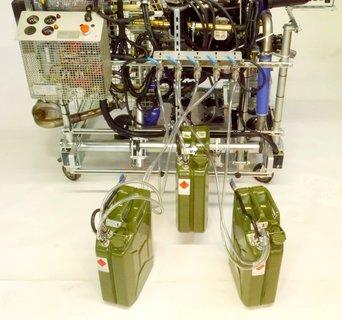 Comparison of fuels in combustion engines - null
