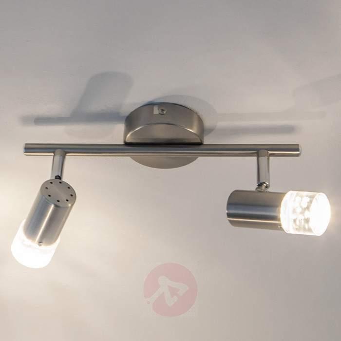 Two-light LED ceiling light Bane - Ceiling Lights