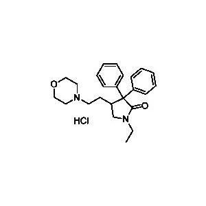 Doxapram Hydrochloride - Clorhidrato de doxapram; Ingrediente farmacéutico activo; EP, USP, JP, 7081-53-0