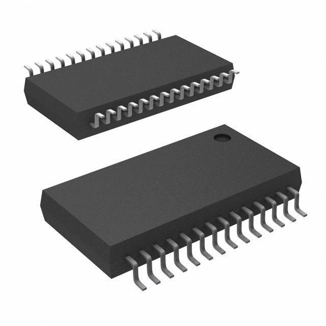 IC SERIALIZER 10BIT 28-SSOP - Texas Instruments DS92LV1021AMSA/NOPB