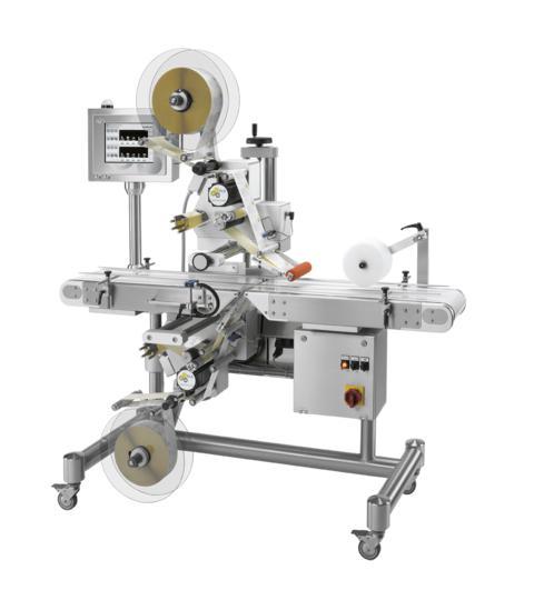 ELS 330 automatic labeller - Sous-titre 9
