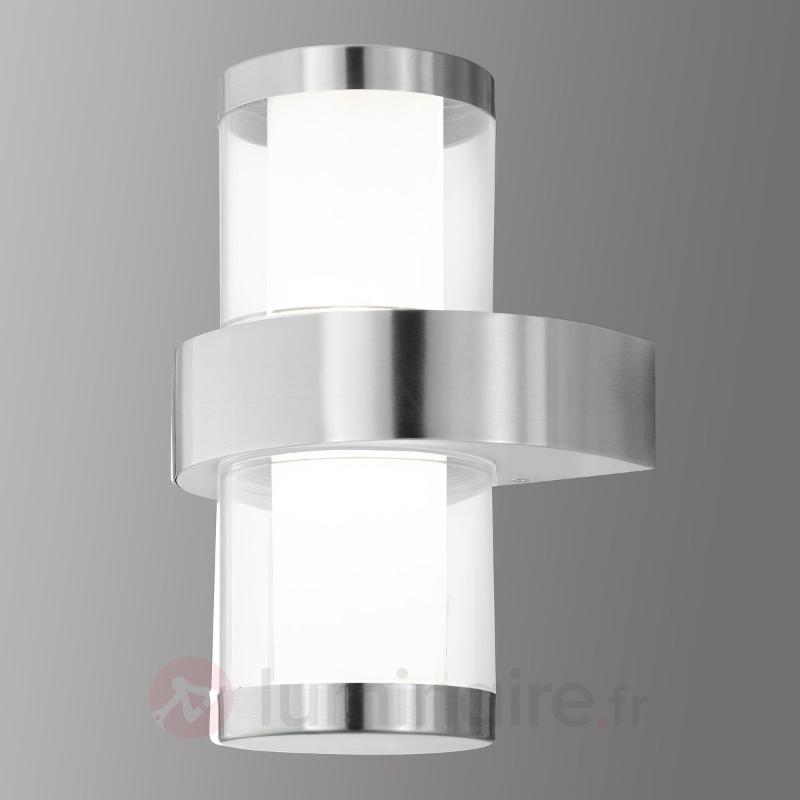 Applique intemporelle extérieure LED Beverly - Appliques d'extérieur LED