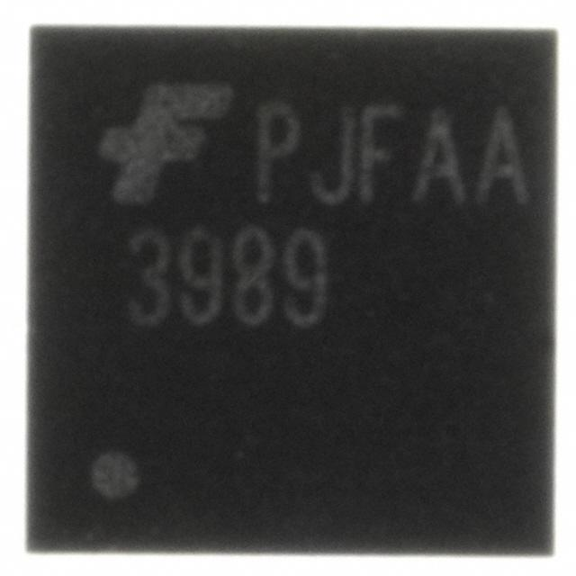 IC USB CONNECTION MONITOR 8MLP - Fairchild/ON Semiconductor FAN3989MLP8X