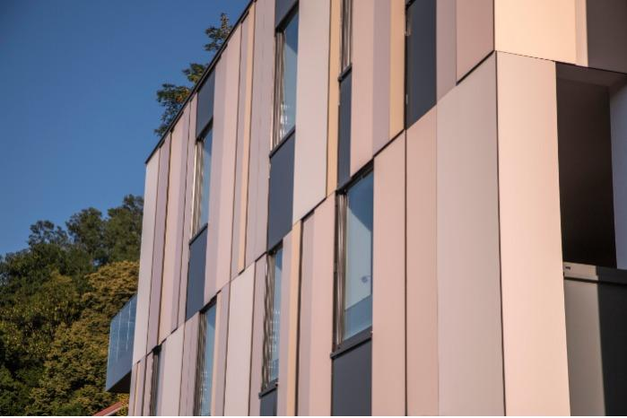 ALU-GLASS PRODUCTS  EXTERNAL PARTS OF THE BUILDING -
