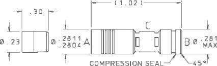 281 Zero Leak Detented Shuttle Valve - null
