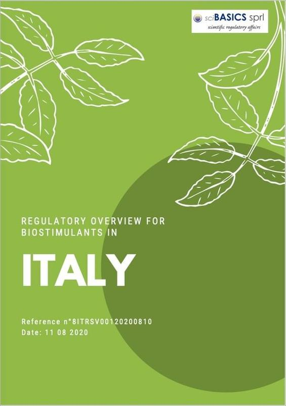 Regulatory Overview For Biostimulants In Italy - null