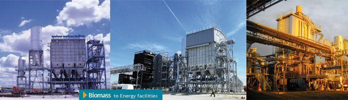 Biomass to energy via cogeneration  - null