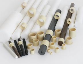 ideal for plastic shafts - iglidur® J260
