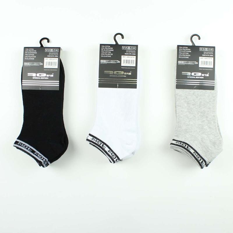 Importateur de Lot de paires de chaussette RG512 du 39 au 46 - Chaussettes