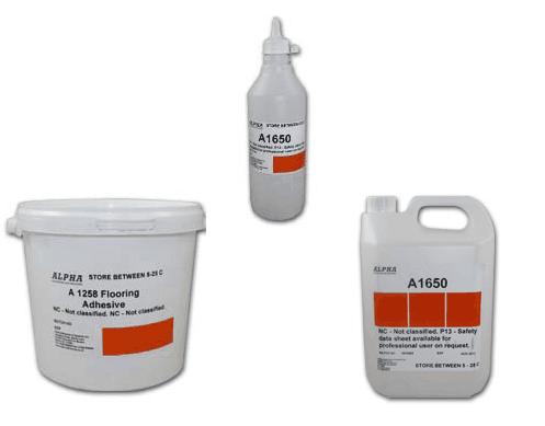 Industrial Adhesives and sealants - Water based adhesives
