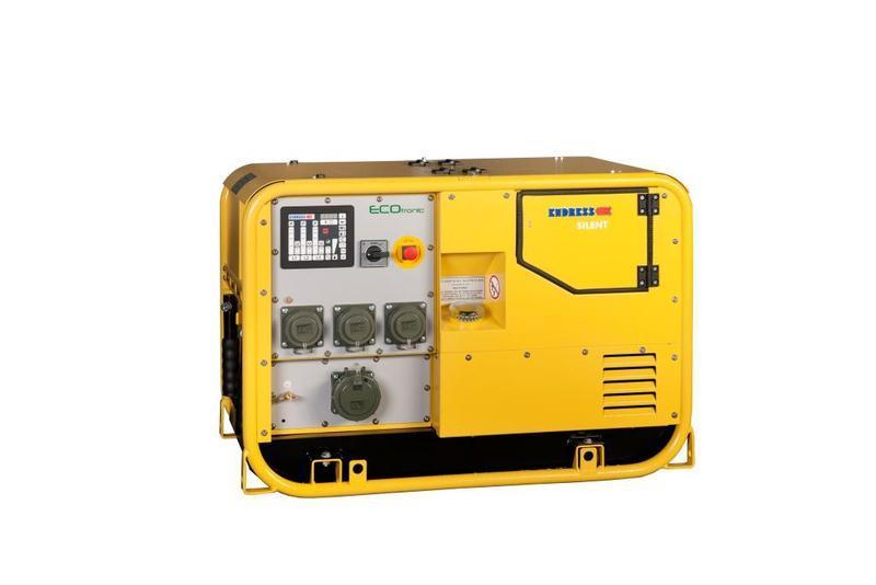 Generators for Fire & Rescue - ESE 907 DBG ES DIN