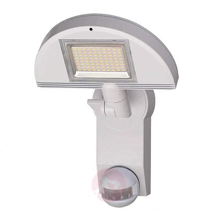 Premium City LED outdoor spotlight with MD, white - Outdoor Wall Lights