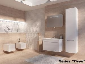 "Bathroom furniture set ""Tivoli"""