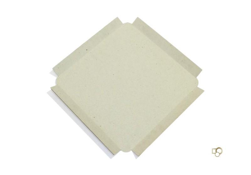 Tappo in cartone per tubi - null