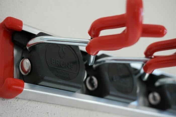 "Bruns-Gerätehalter ""MINI"" - null"