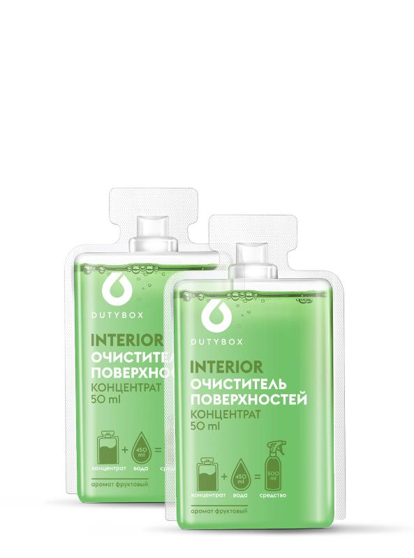 Concentrate - Universal Cleaner For All Surfaces (4 Pcs) - null