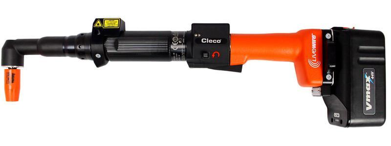 Cleco LiveWire 2 Winkelkopfschrauber - Cleco LiveWire 2 Winkelkopfschrauber für sicherheitsrelevante Schraubfälle