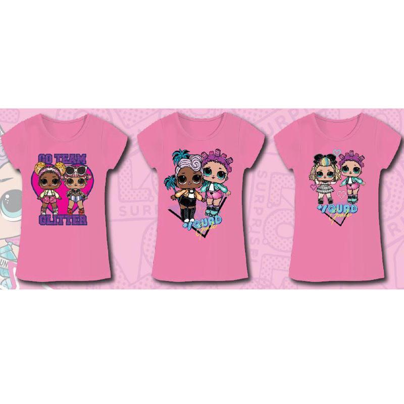 Grossiste sous licence de T-shirt manches courtes LOL... - T-shirt et Polo manches courtes