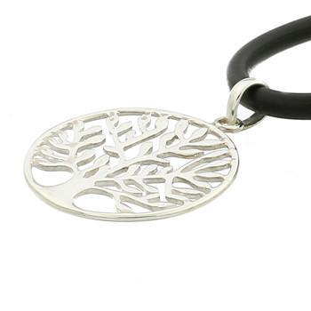 Pingente em Prata 925 Árvore da Vida - Modelo 33812