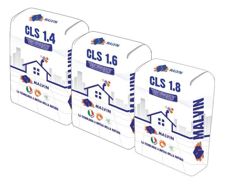 Cls strutturale alleggerito CLS 1.4/1.6/1.8 - Conforme ai criteri ambientali minimi (CAM)