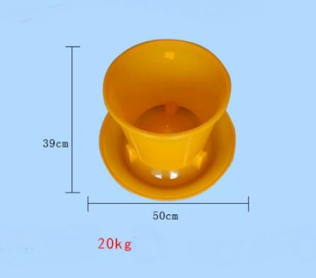 20kg Volume poutry,chicken,duck,goose feeder pan