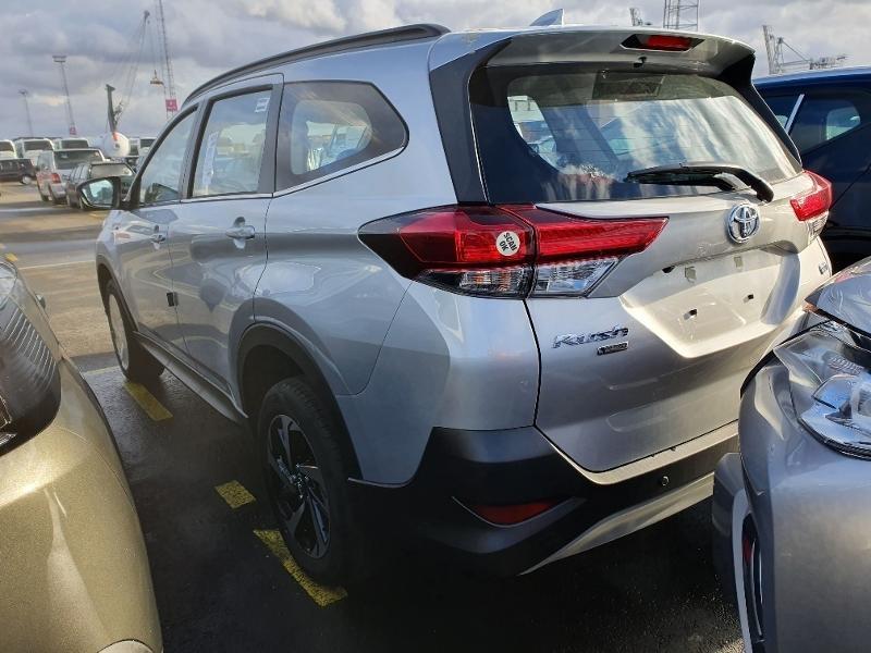 Toyota Rush 1.5l At High - Cars