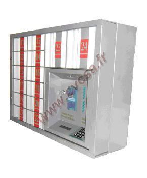 Coffre de Sécurité électronique Réf. MINIBOX - null