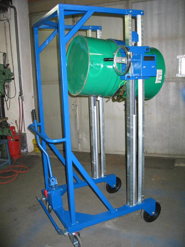 Lifting & tilting equipment - null