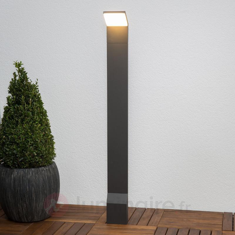Nevio - borne lumineuse LED 100 cm - Bornes lumineuses LED