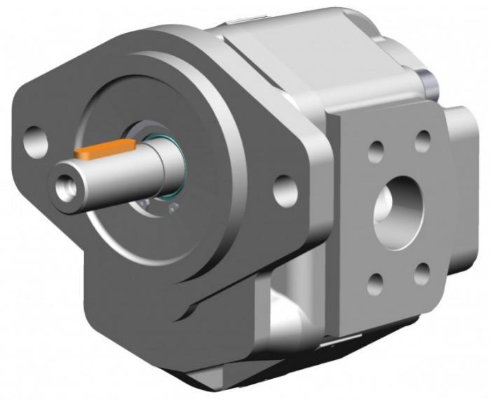 Motorreductores de alta presión KM 2 - Con compensación axial hidráulica