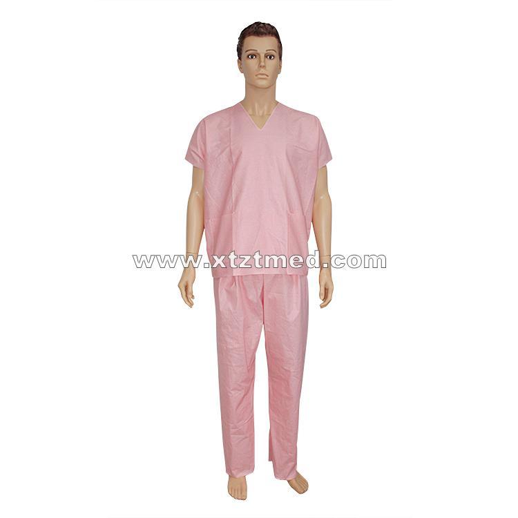 Spunlace NonWoven Scrub Suits