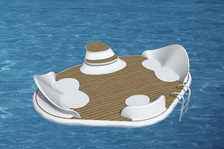 Freestyle - Luxury Floating Platform