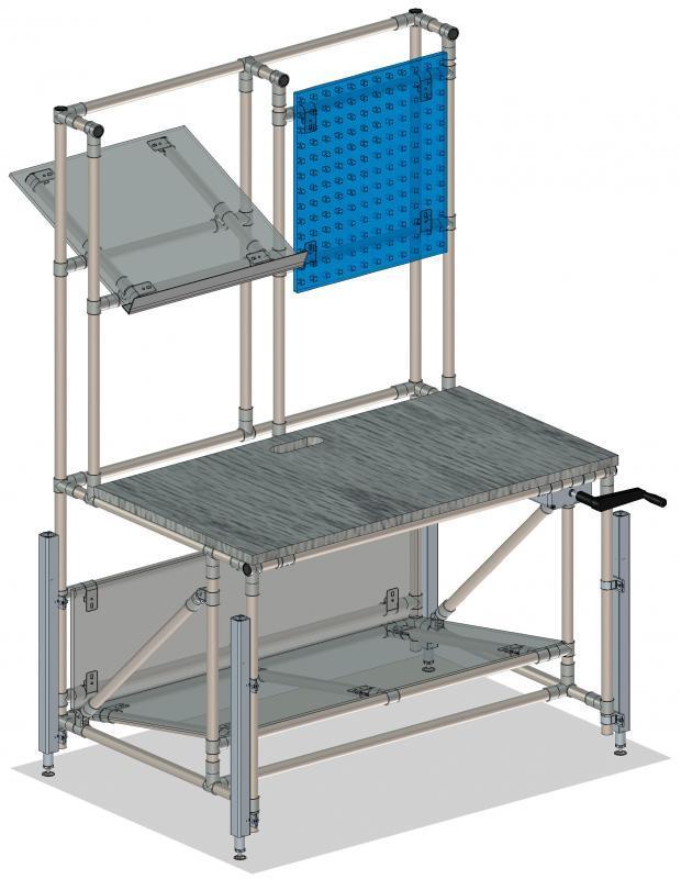 Hydraulic technology - Hydraulic lifting system