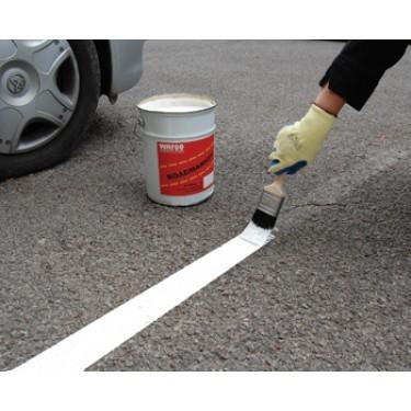 Peinture antidérapante pour parking - Marquage Routier Réfléchissant