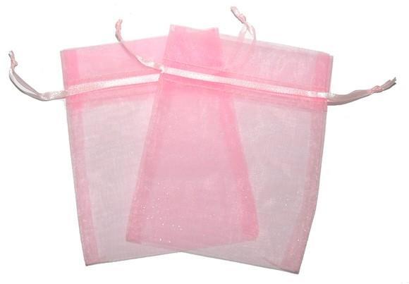 Med Organza Bags - 10x13cm - Wholesale Med Organza Bags - 10x13cm