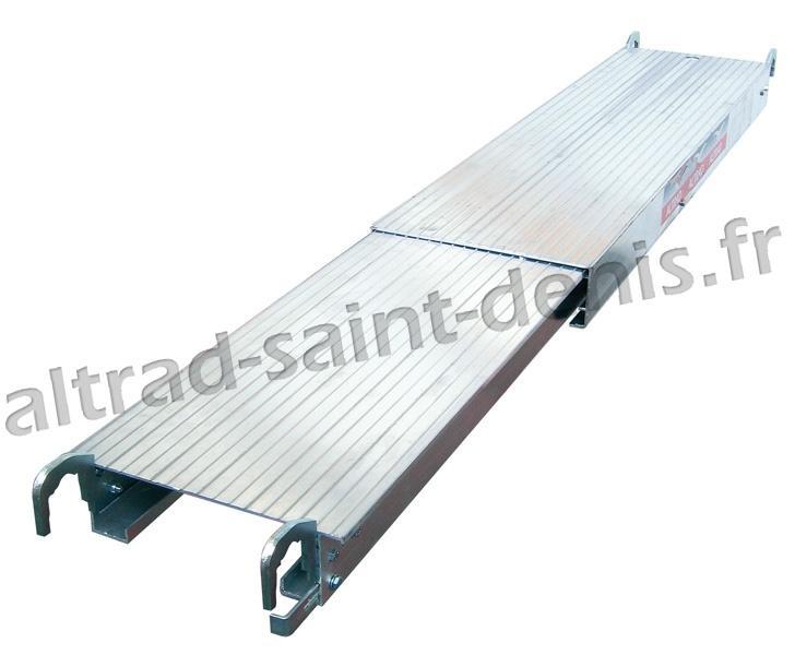 Plancher télescopique - Planchers télescopiques