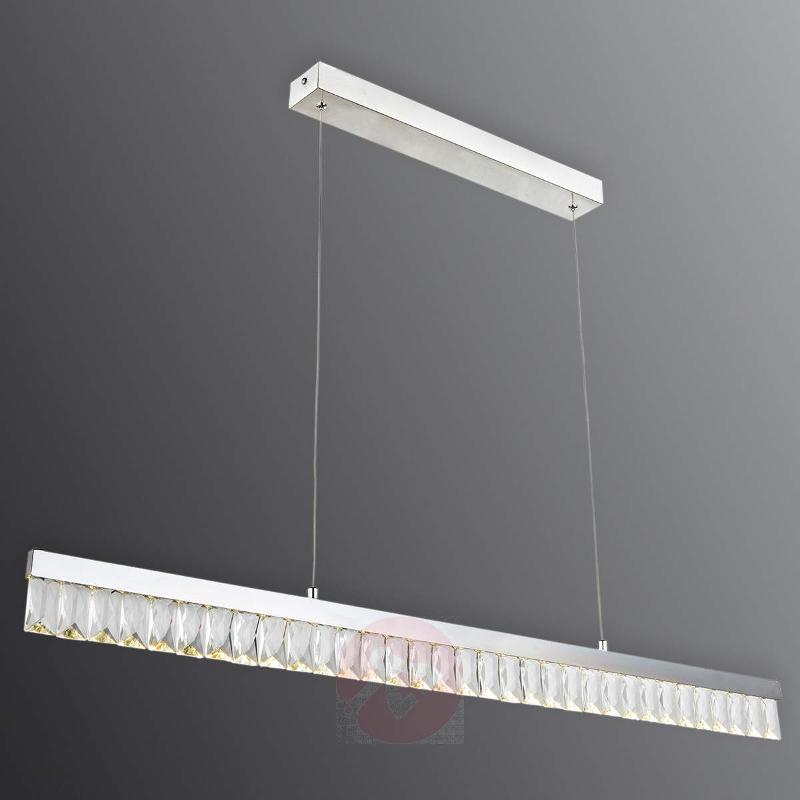 Twinkling LED hanging light Febe - Pendant Lighting