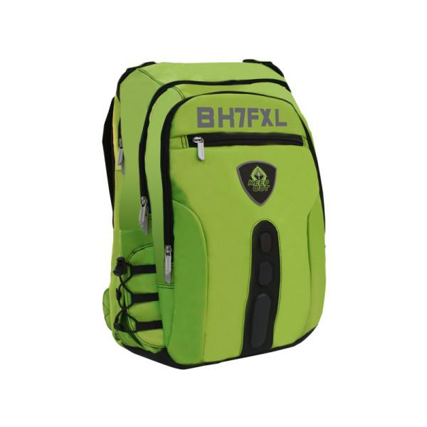 "MOCHILA PORTATIL KEEP OUT BK7FGXL VERDE 17"" - La Mochila BK7 Pro Gaming Keep Out es la mochila definitiva"
