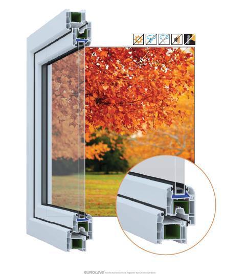 S60 DELUXE - PVC WINDOWS