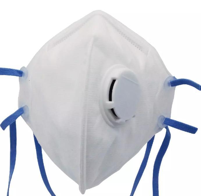 Dust mask FFP3 NR-D Dust Mask with Valve  - FFP3 mask Non-Woven Fabric  Non-woven Fabric Dust mask