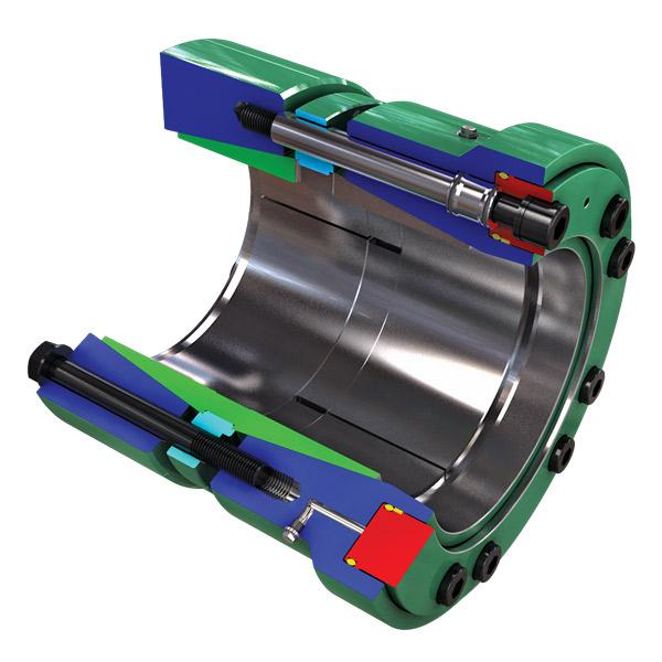 TAS WHS Shaft Couplings - Hydraulic Shaft-/Flange Couplings