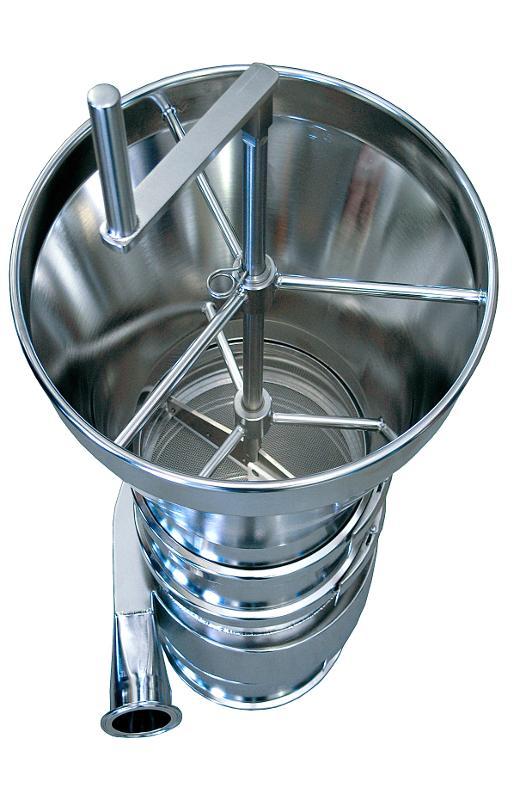 Abfülltrichter für Pulver