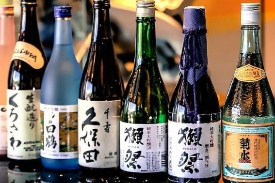 Véritable Saké Japonais, le vin de riz