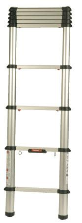 TELESCOPIC LADDER 2.6 M - Equipment / Luggage Tools