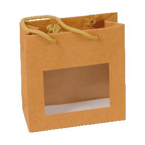 Emballage alimentaire en polypropylene entreprises for Sac kraft fenetre